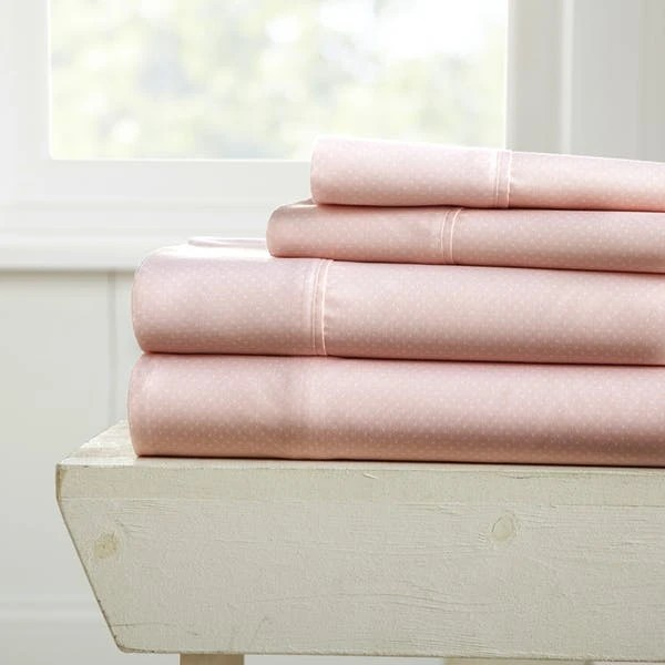 Soft Essentials Wholesale California King Pink Ultra Soft