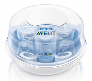 Philips AVENT Microwave Steam.