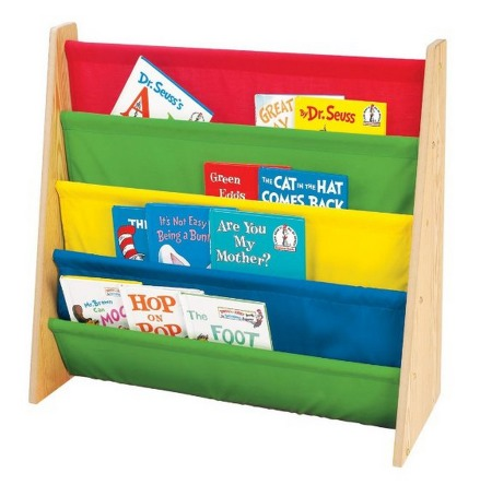 Tot Tutors Book Rack Only $25.