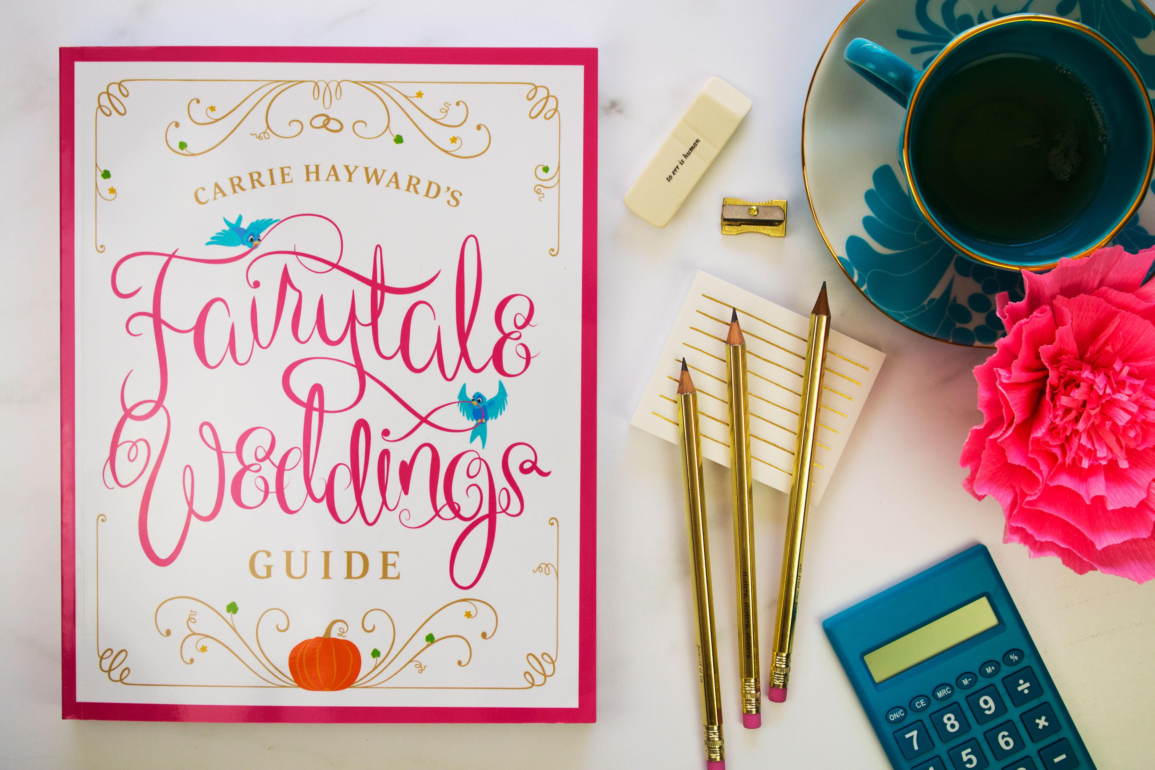 Fairytale Weddings Guidebook Amp Bridal Organizer