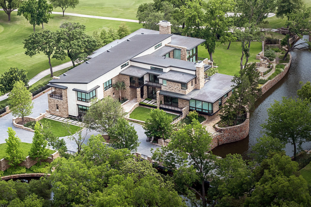 the 100 most expensive homes in dallas