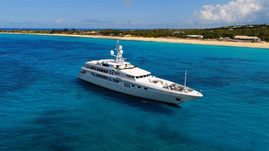Darwin Deason Puts His Yacht Up For Sale D Magazine