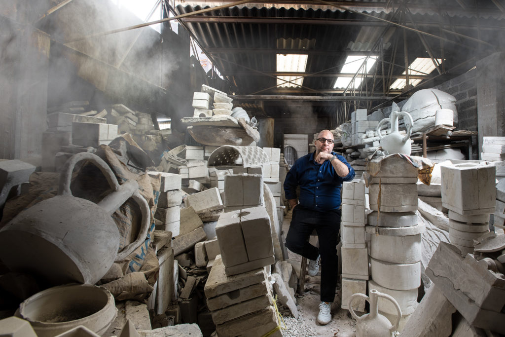 the mexican ceramic factory reshaping