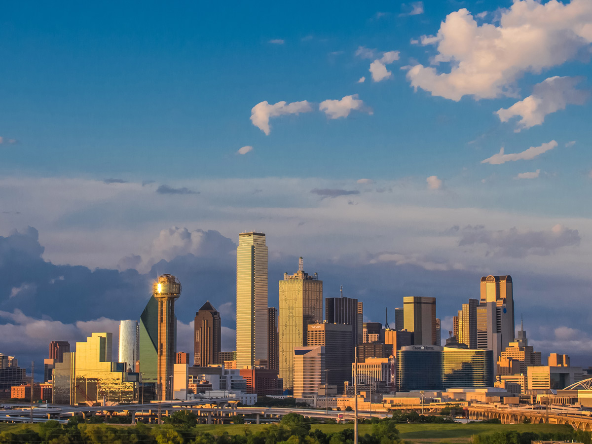 Why The Dallas Skyline Is The Best D Magazine
