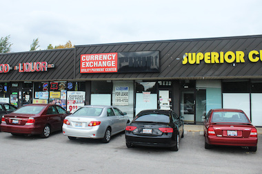 A medical marijuana dispensary was proposed for the strip mall at 1954-68 W. Peterson Ave.