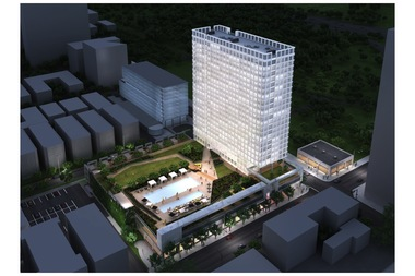 The $125 million development has been in negotiations for years.