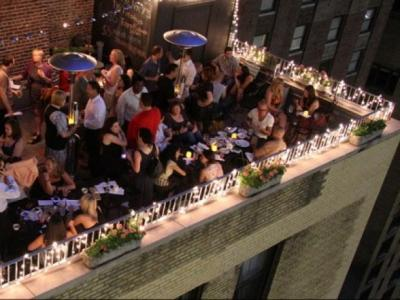 Top 10 Unpretentious Rooftop Bars in New York City - New ...