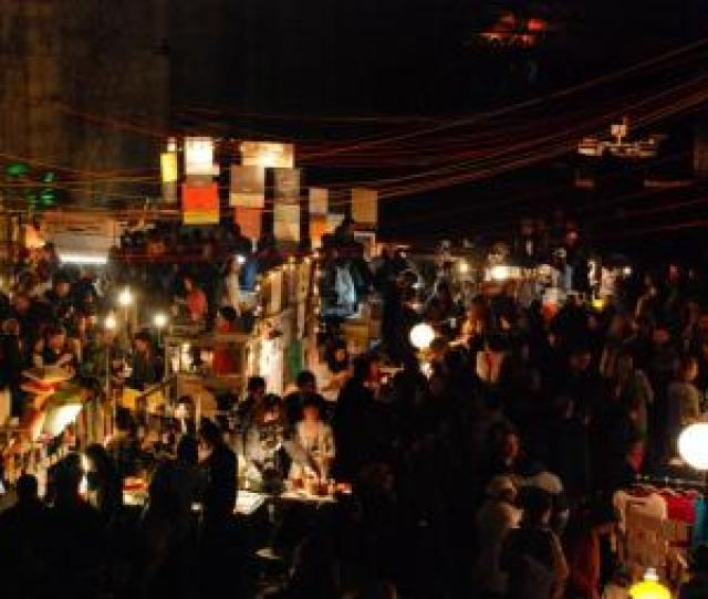 Brooklyn Night Bazaar Is Opening A Permanent Market At 29 Norman Ave