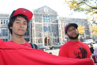 City College Protest Leaders Suspended