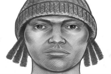 Police described the suspect in the assault as a 5-foot-8 man, 180 pounds, with short braids. He wore a black wool cap, green jacket and dark jeans, police said.
