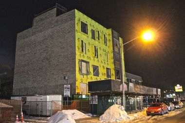 A new Sleep Inn is slated to open on Queens Boulevard by the end of this year.