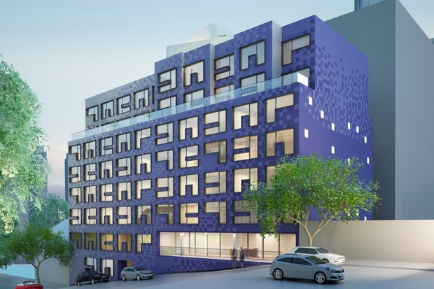 The Lilak By Hap Developers Will Go Up At 655 W 187th St