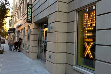 The restaurant, at 90-14 161st St., will serve Mexican cuisine with an Italian twist.