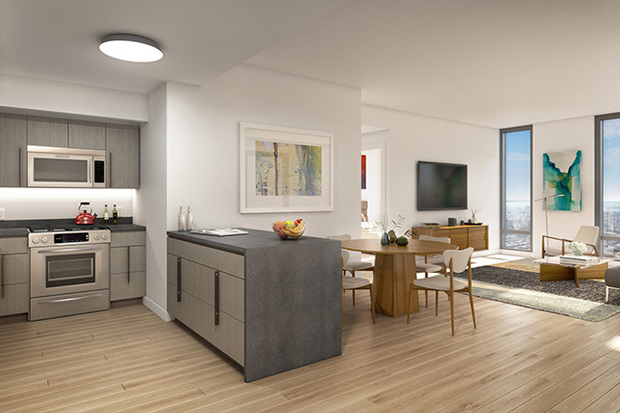 Get An 801 Per Month Studio Apartment Near The Brooklyn