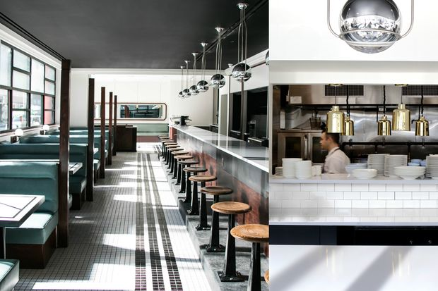 Nickel Amp Diner To Serve Eclectic Twists On Classic Diner Fare Little Italy New York