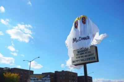 Rego Park Burger King Dresses Up Like McDonald's For ...