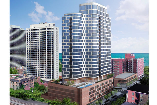 New 27 Story Al High Rise Planned For East Hyde Park