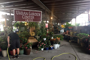 The Urban Garden Center, the site of a May 2016 fire underneath the Metro North tracks, reopened after the fire. On Monday August 14, the MTA filed a lawsuit against the city and the Urban Garden Center asking the business to be evicted.