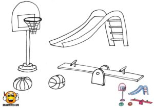 playground coloring pages # 65