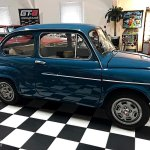 Classic 1965 Abarth 600 Fiat Cassetta Di Abarth For Sale Price 24 800 Eur Dyler