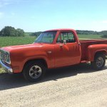Classic 1976 Dodge D Series Prototype For Sale Price 70 000 Usd Dyler