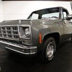 Classic 1979 Chevrolet C10 Custom Deluxe For Sale Price 17 000 Usd Dyler