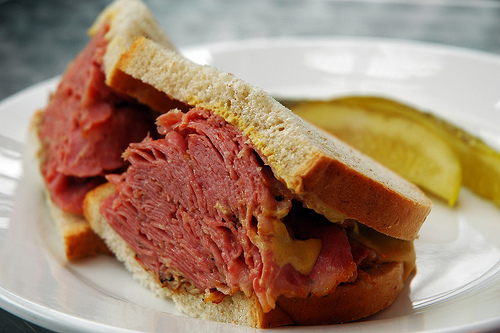 Image result for Montreal smoked meat food in Canada