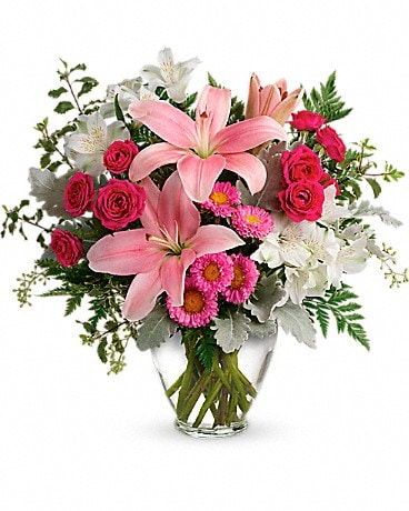 Edison Florist Flower Delivery By Vaseful