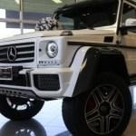 Presenta Mercedes Benz La Nueva Camioneta 4x4 Elimparcial Com Noticias De Mexicali Mexico