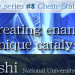 #8: Professor Tamio Hayashi: Selectively creating enantiomers using unique catalysts