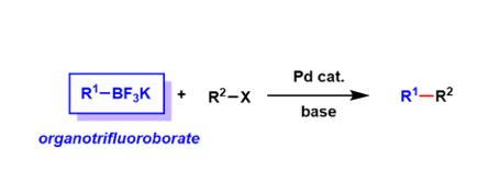 Organotrifluoroborate Salts