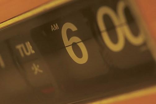 1392683429 6 ways make getting up early work - Daha Etkili Çalışmanız İçin 4 Yöntem