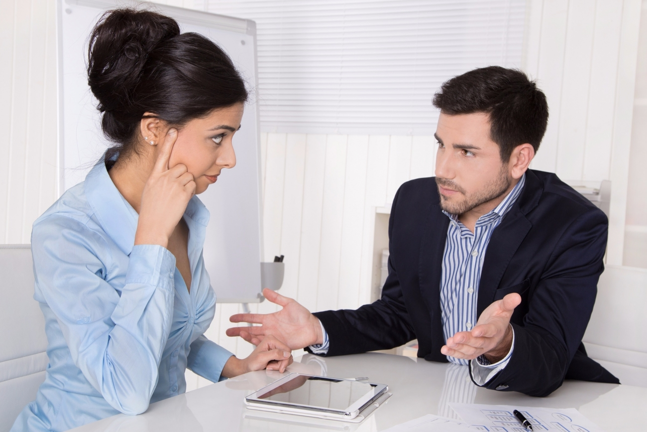 5 Tips For Constructively Resolving Office Conflicts