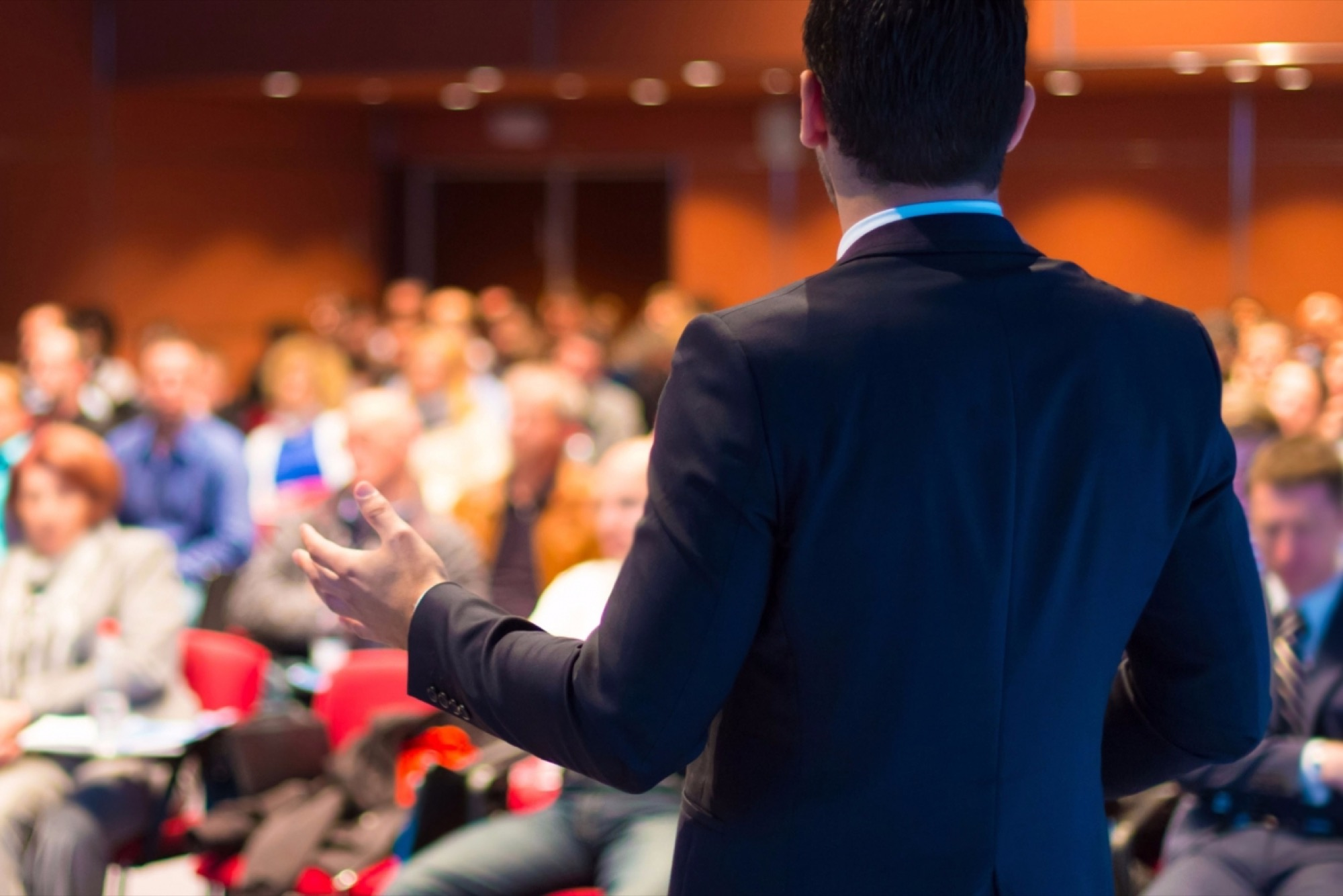 8 Tips on Giving a Presentation Like a Pro