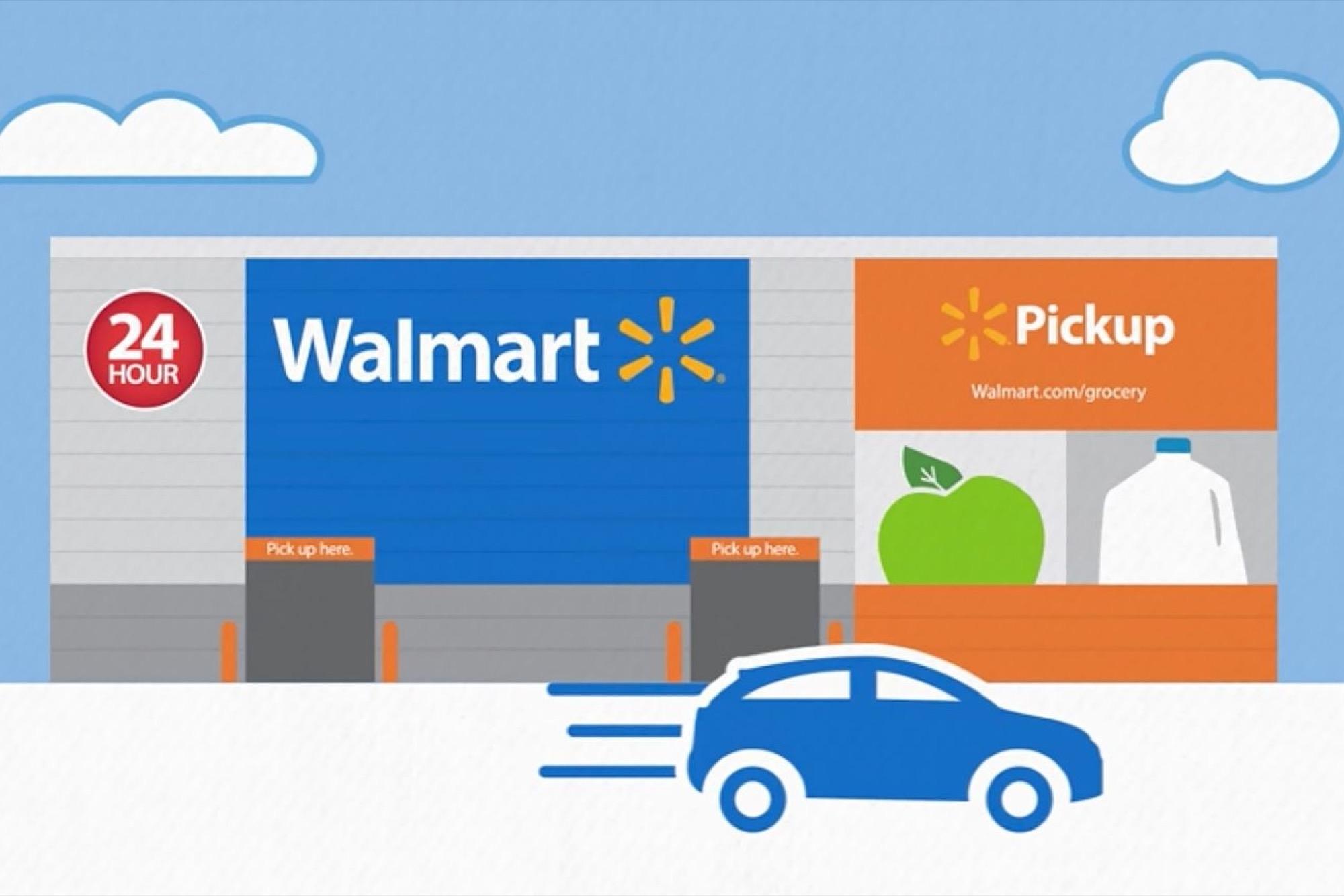 Order Groceries Online Pickup Store