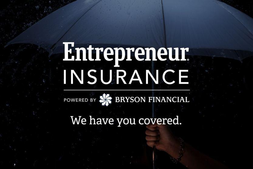 Check out Entrepreneur Insurance