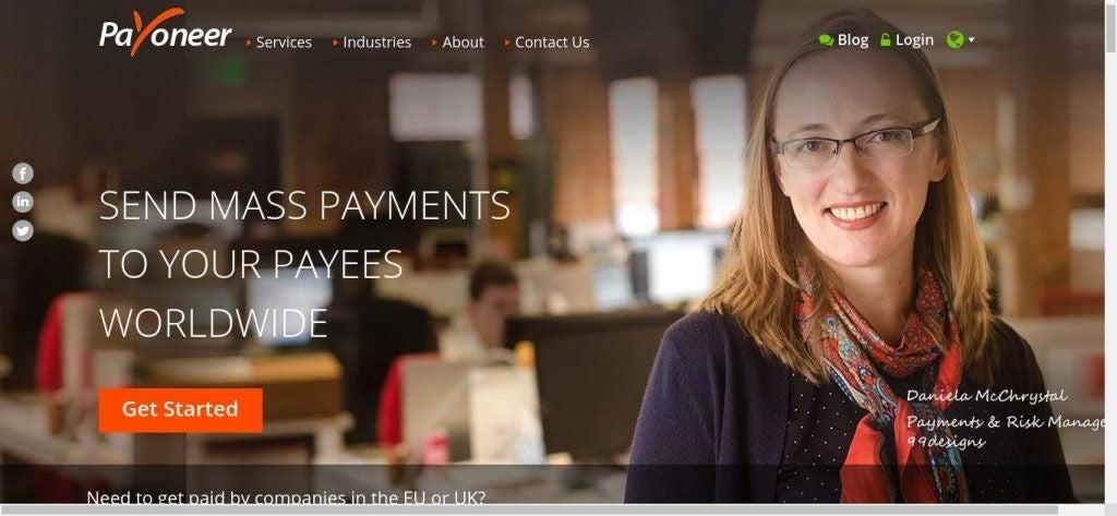 nternational Money Transfers - Payoneer USA