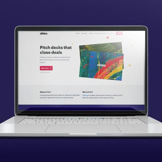 Slides Pro Plus Plan