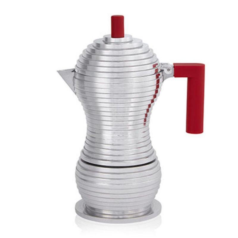 Alessi Pulkina 3-Cup Espresso Maker