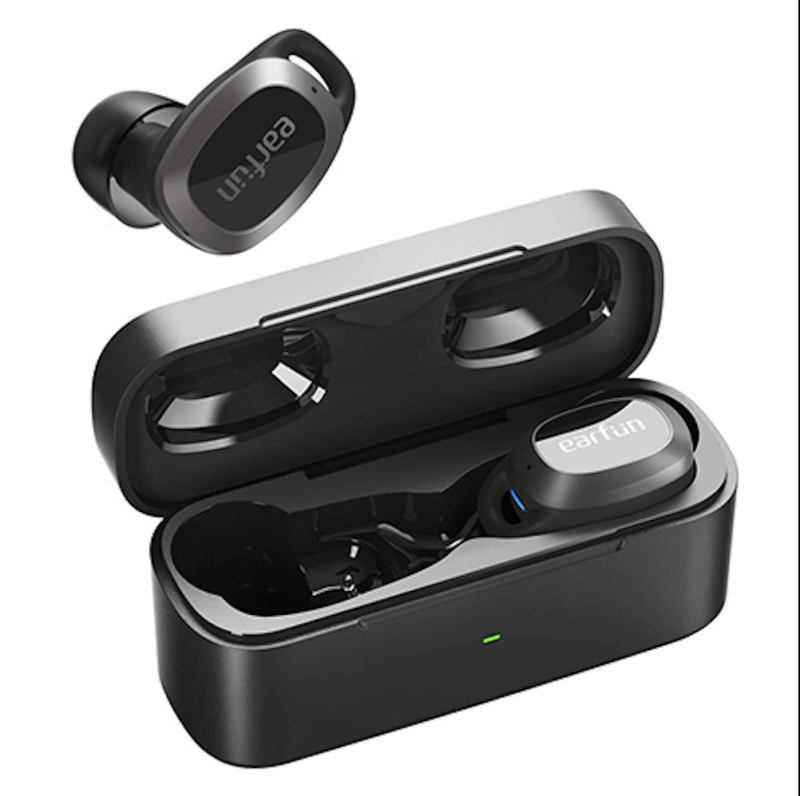 EarFun Free Pro: Active Noise Cancelling True Wireless Earbuds