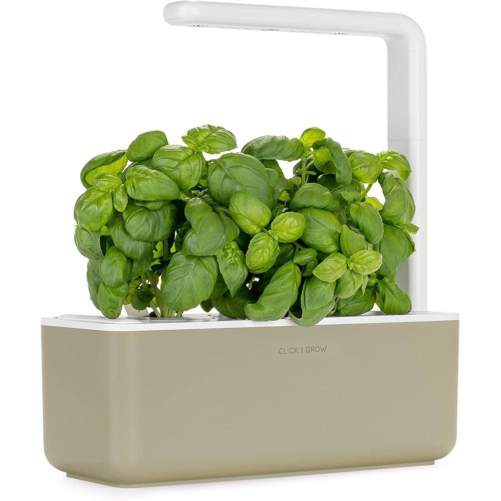 Meilleur kit de démarrage: Click and Grow Smart Garden 3 (100 $)