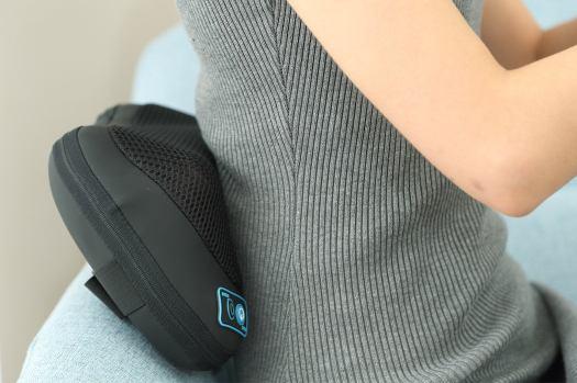MODVEL Deluxe Shiatsu Heating Pillow