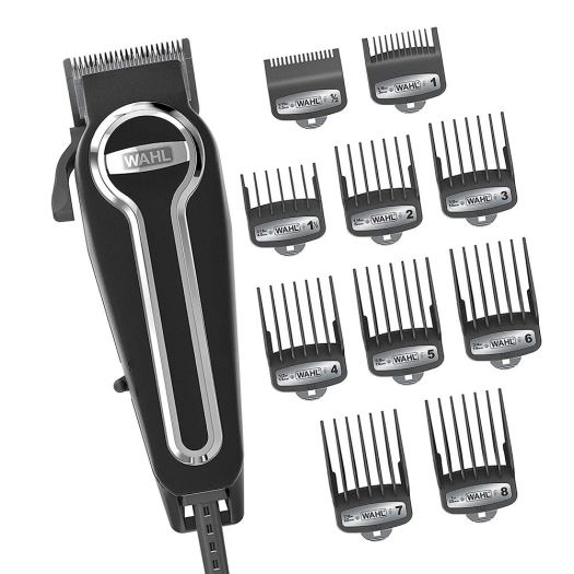 Best Professional Clippers: Wahl Clipper Elite Pro ($50)