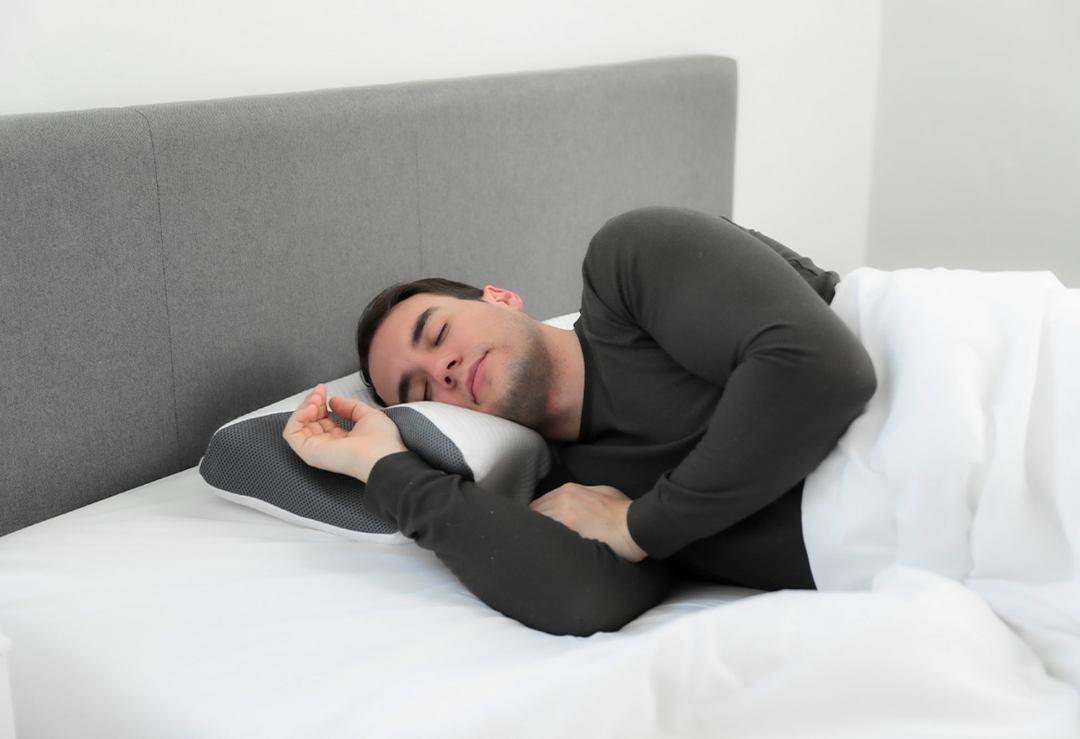 Doctor Pillow Carbon Oreiller SnoreX™
