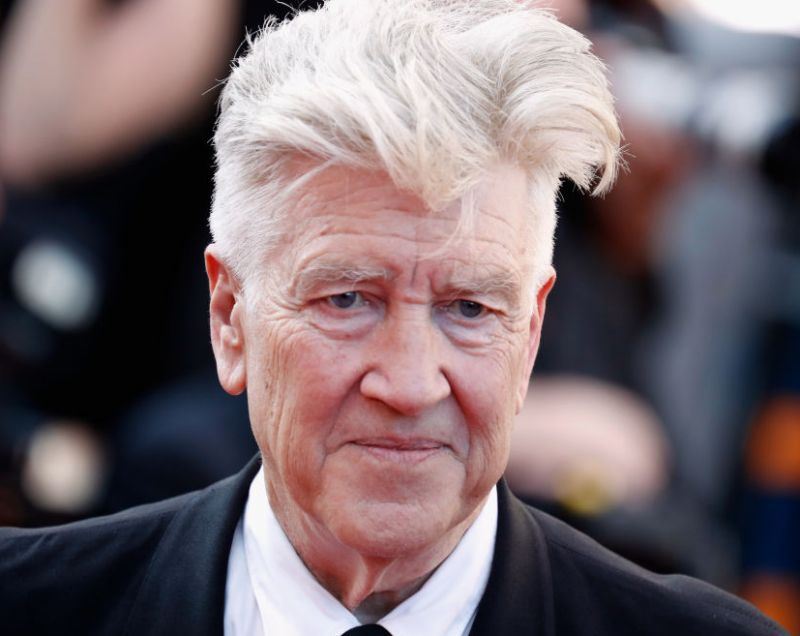 David Lynch, seven cups a day (when brainstorming)