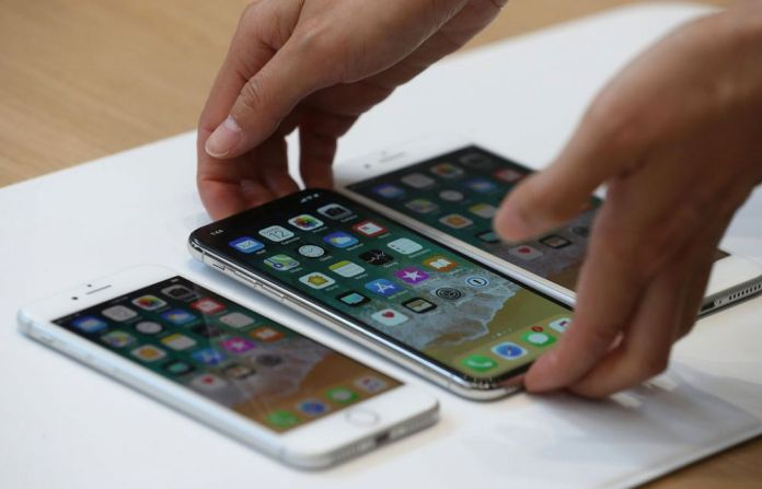 Three new iPhone models.