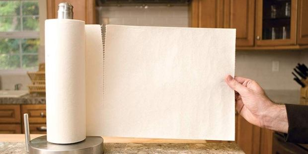 Bambooee Paper Towel Replacement 30-Sheet Roll - $9.99