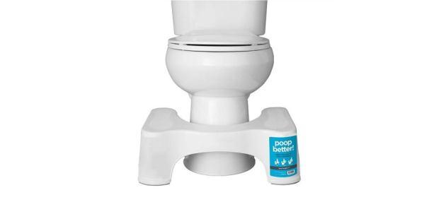 Squatty Potty Toilet Stool - $19.99