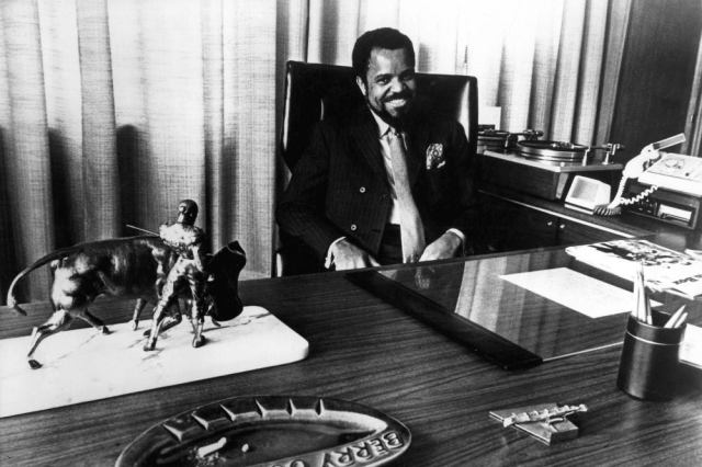 Berry Gordy (Motown Records)