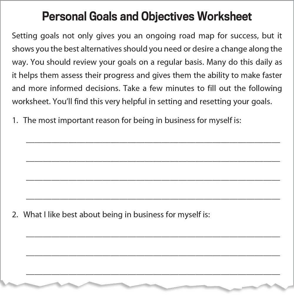 Goals And Objectives Worksheet Worksheets Releaseboard Free – Setting Personal Goals Worksheet